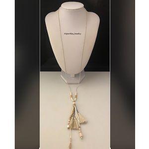 Plunder Merdith Necklace with beaded tassel